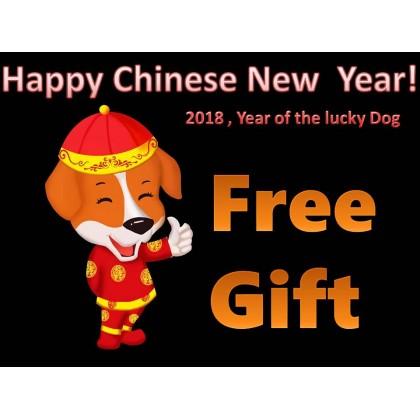 FREE GIFT - Happy Chinese New Year - Happy Chinese New Year