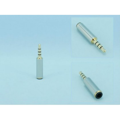 2.5mm/3.5mm Headphone Adapter
