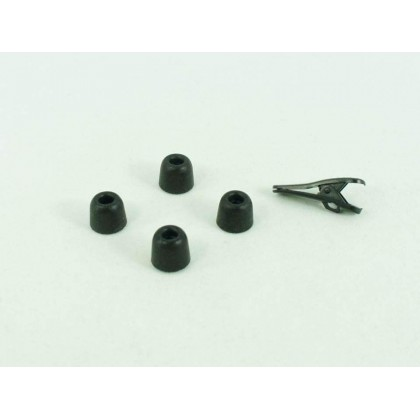 VSONIC Soft  Foam EarTips - 2 Pairs