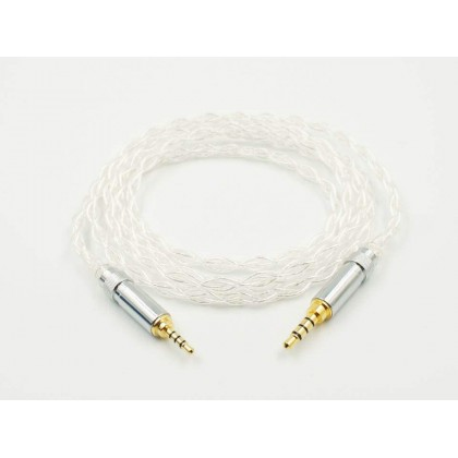 1.2M 2.5mm Balanced Male to 3.5mm Balanced Male Cable