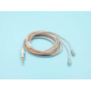 MMCX Single Crystal Copper Upgrade Cable