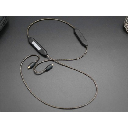 Silver-Plated Bluetooth IEM Cable