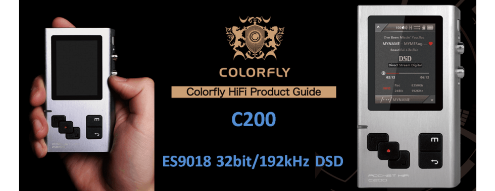 Colorfly C200