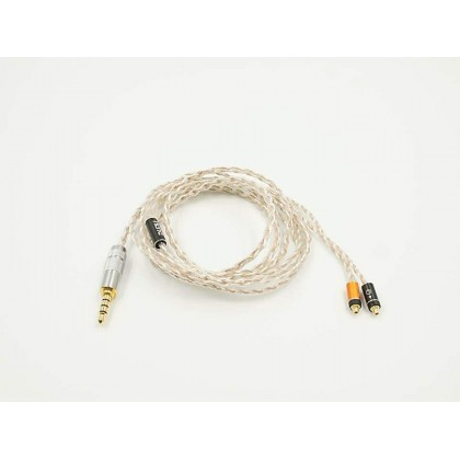 DUNU Balanced MMCX Upgrade Cable - 2.5mm/3.5mm Balanced