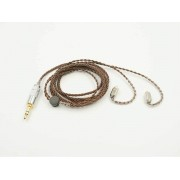 SHOZY MMCX Single Crystal Copper IEMs Cable