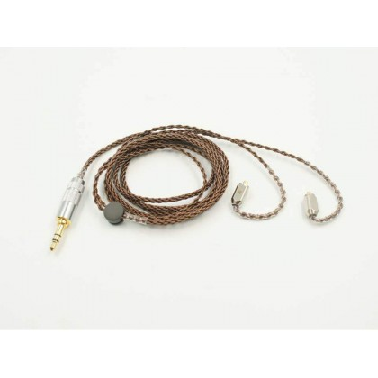 SHOZY MMCX Single Crystal Copper IEMs Cable - MMCX Earphone Cable
