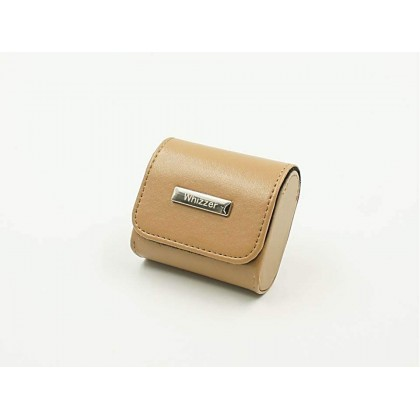 Whizzer Earphone Case - Leather Case