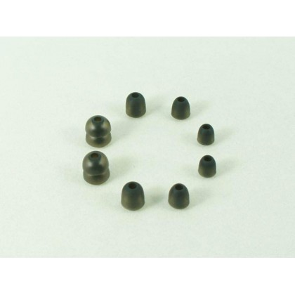 Silicone Eartips For Westone Earphones - 4 pairs