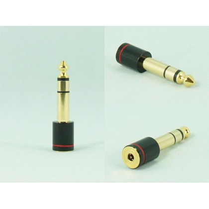 3.5mm Female to 6.5mm Male Converter