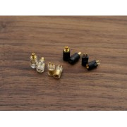 MMCX to 2Pin IEM Cable Adapter