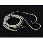 6 Strands 19 Cores Silver-Plated IEM Cable