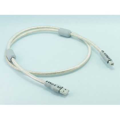 1M (3.4FT) HiFi USB 2.0 A-B Device  DAC Cable