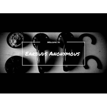 Earbuds Anonymous - Earbud for EA Facebook Group