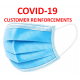 COVID-19 CUSTOMER Reinforcements - for safety