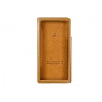 Shanling M6 Leather Case - for Shanling M6