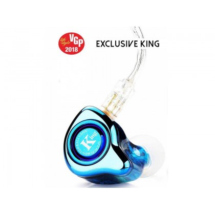 TFZ EXCLUSIVE KING - Detachable Cable Version